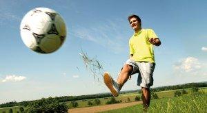 Fussballsoccer, Fussballgolf und vieles mehr © Soccerpark Rehling