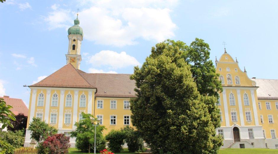 Kloster Maria Medingen © Donautal-Aktiv e.V.
