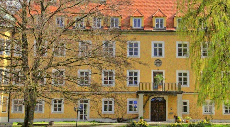 Schloss Blumenthal © Fouad Vollmer