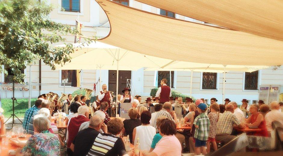 Roggenburg Konzert © Gemeinde Roggenburg