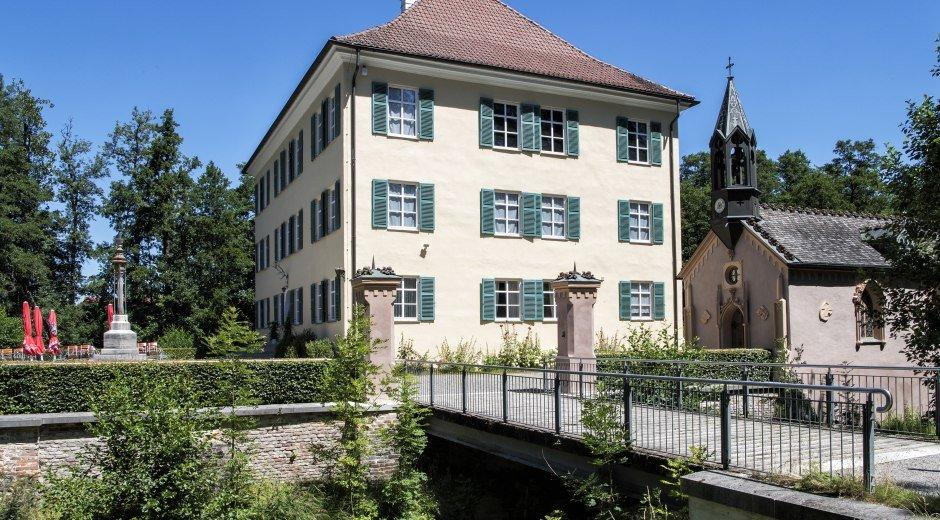 Sisi-Schloss  Unterwittelsbach © Trykowski