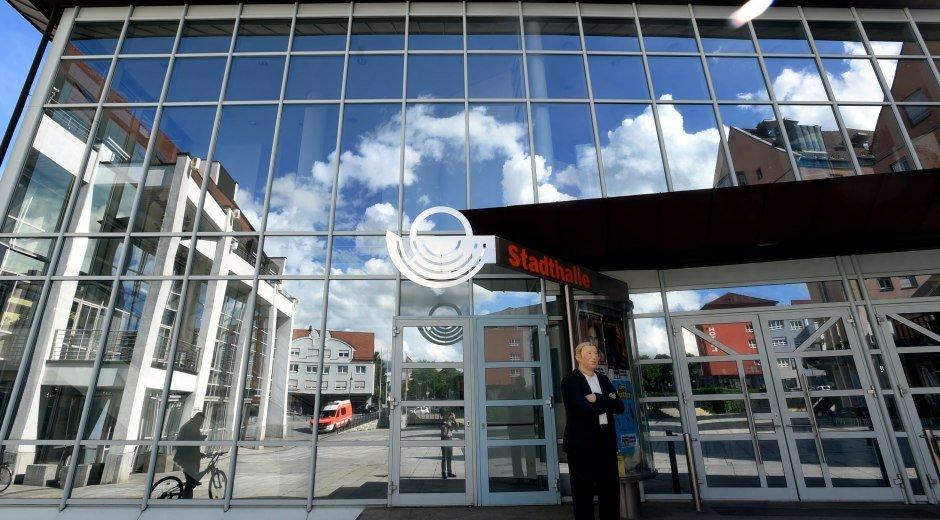 Stadthalle Gersthofen © Stadt Gersthofen