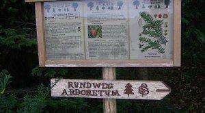 Arboretum Freihalden