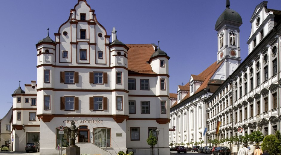 Dillingen Akademie © Stadt Dillingen