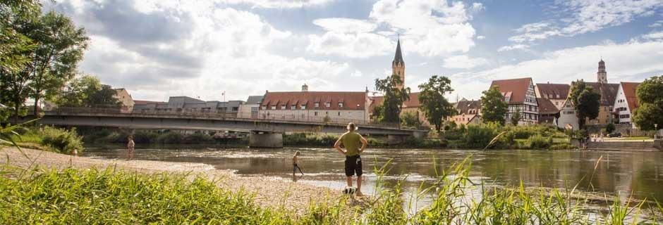 Lauingen - an der Donau... © Fouad Vollmer