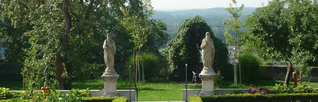 Klostergarten Oberelchingen © TVABS