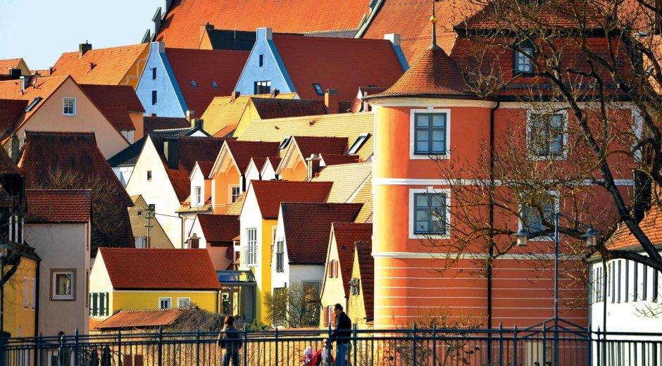 Donauwoerth Altstadt © Stadt Donauwoerth