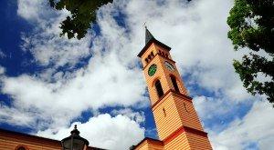 Pfarrkirche St. Jakob in Friedberg © Stadt Friedberg, Fotograf R. Ratzer