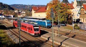 Entspannte Anreise mit der Rgionalbahn in Bayern, © BEG / Uwe Miethe