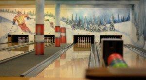 Die Bowlingbahn des Landgasthofes Linde © Landgasthof Linde