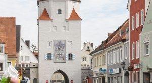 Unteres Tor © Stadt Aichach