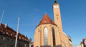 Pilgerherberge St. Jakob in Augsburg, © TVABS