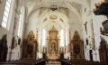 Innenansicht der Klosterkirche Maria Medingen © Donautal-Aktiv e.V.