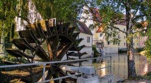 Weyenbergmühle Wertingen, © Fouad Vollmer