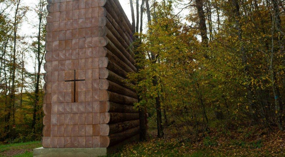 Die Wegkapelle Unterliezheim, eine Kapelle des 7-Kapellenprojekts © Donautal-AktivJoachim Lutz.jpg