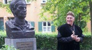 Jakob Fugger-Statue © TVABS