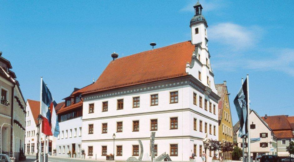 Rathaus von Gundelfingen © Gundelfingen
