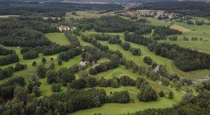 Landschaft bei Golf-Club Schloss Klingenburg © Ulrich Wagner