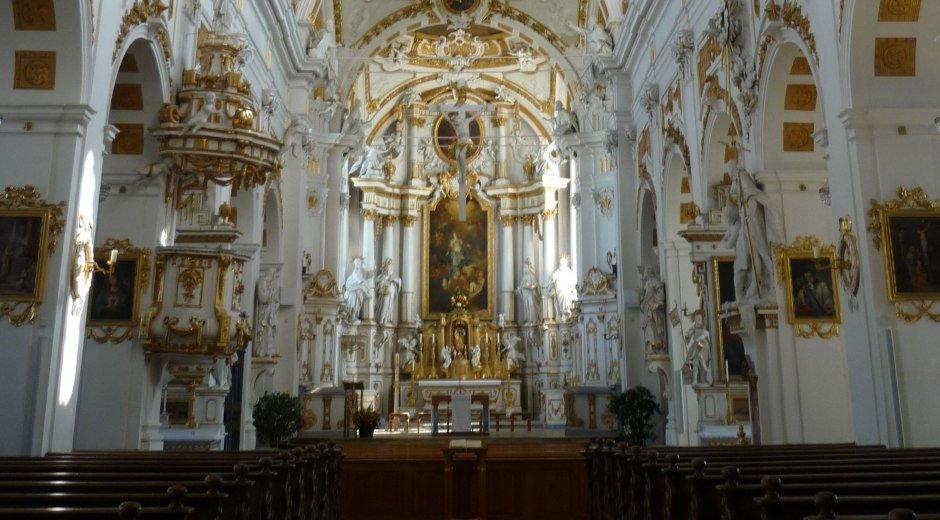Elchingen Klosterkirche © TVABS