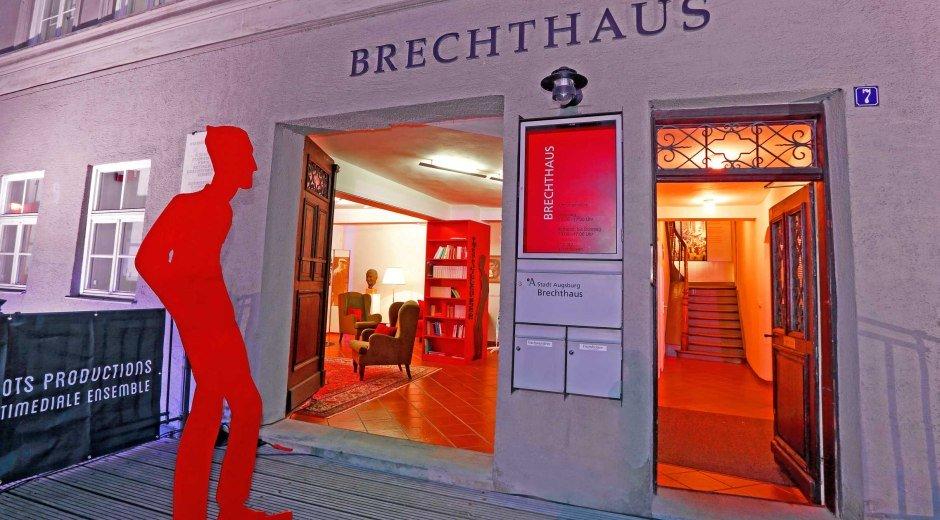 Augsburg Brechthaus © Regio Augsburg Tourismus GmbH, Norbert Liesz