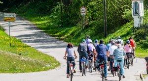 Der Witaquellen-Radweg im Naturpark Augsburg - Westliche Wälder. © Naturparkverein
