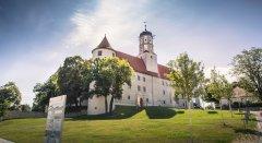 Schloss Höchstädt, © Fouad Vollmer