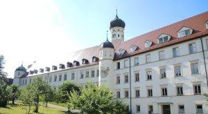 Kloster Ursberg © Regionalmarketing Günzburg GbR