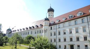 Kloster Ursberg, © Regionalmarketing Günzburg GbR