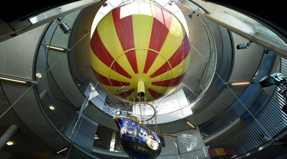 Ballonmuseum Gersthofen © Stadt Gersthofen