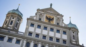 Augsburg - Rathaus © Trykowski