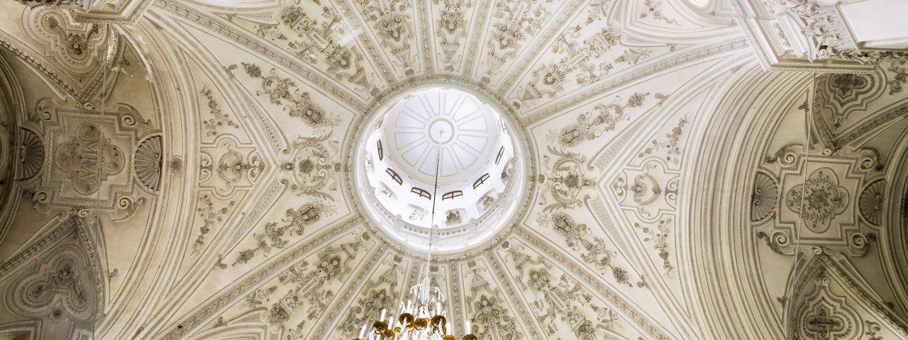 Kuppel Maria Birnbaum Sielenbach © Fouad Vollmer