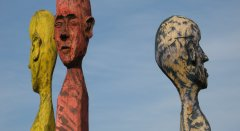 Skulpturenweg, © Fouad Vollmer