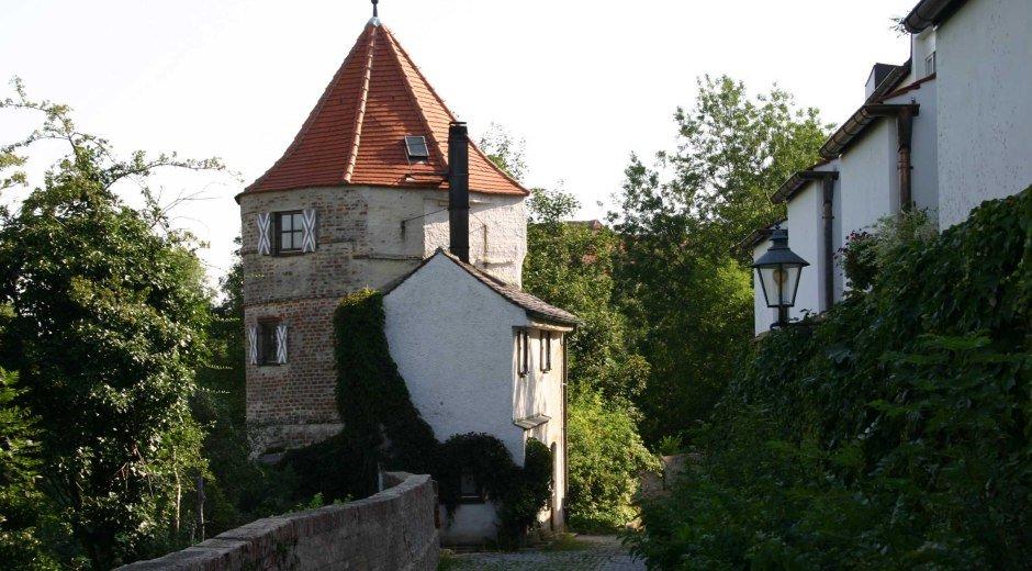 Friedberg Stadtmauer © Ratzer