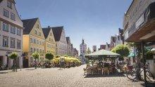 Günzburg Marktplatz ©FouadVollmer © Fouad Vollmer