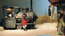 Augsburger Puppenkiste-Jim, Lukas und Riese © Augsburger Puppenkiste®, E. Herr