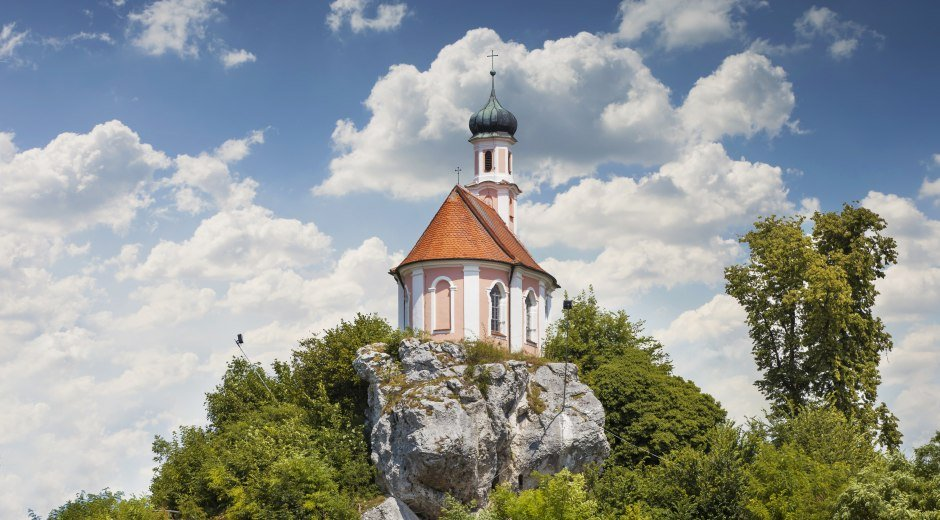 Wörnitzstein - Kapelle © Fouad Vollmer