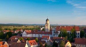 stadt-oettingen_stadtansicht-mit-riesblick-werner-rensing © Werner Rensing