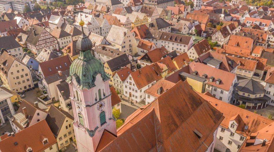 Frauenkirche Günzburg © Foto: Philipp Röger für die Stadt Günzburg