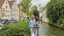 Augsburgs Altstadt und seine Kanäle ©Trykowski © Trykowski
