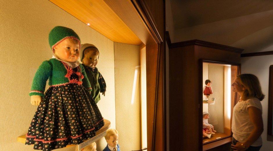 Das Käthe Kruse-Puppenmuseum in  Donauwörth. © Städtische Tourist-Information Donauwörth, Thomas Linkel