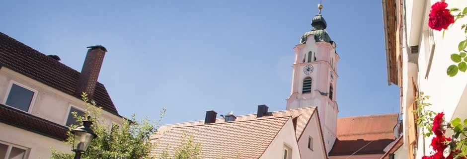 SdW_Günzburg - Frauenkirche © Fouad Vollmer