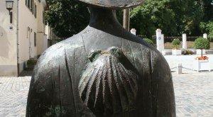 Statue Jakobuspilger © TVABS