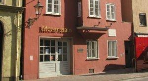 Mozarthaus im Augsburger Domviertel © Regio Augsburg Tourismus