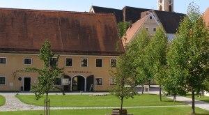 Das Naturparkhaus im Naturpark Augsburg - Westliche Wälder © Naturparkverein