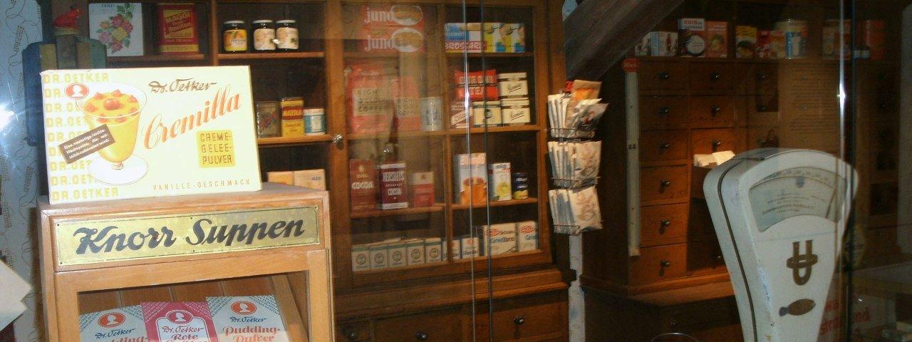 Alte Zeiten heute erlebbar machen - wie im Museum KulturLandRies © TVABS