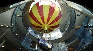 Ballonmuseum Gersthofen, © Stadt Gersthofen